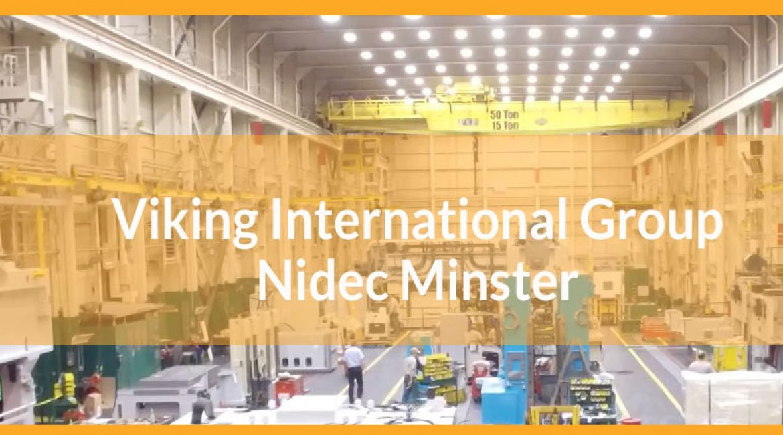 Viking International Group – Nidec Minster