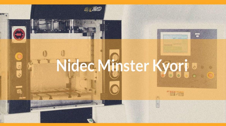 Nidec Minster Kyori